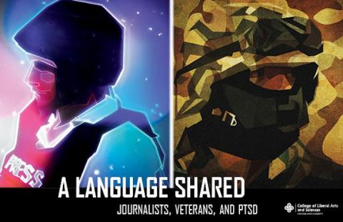 A Language Shared: Journalists, Veterans, and PTSD