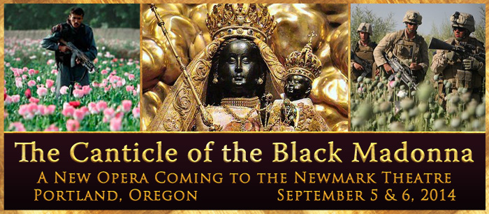 The Canticle of the Black Madonna: An Opera-Oratorio in Two Acts