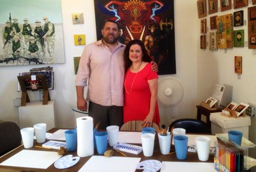 Sean+Tiziana