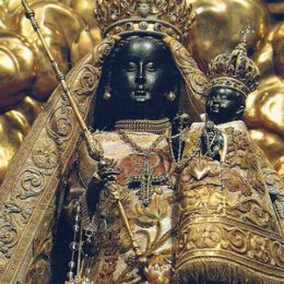 Who is the Black Madonna?